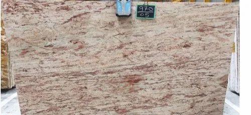 Shivakashi Ivory Brown Granite Slab