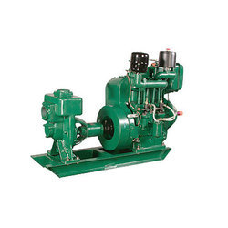 Sewage Engine Pump Set