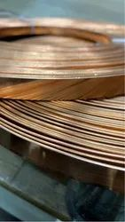 Bare Copper Strips