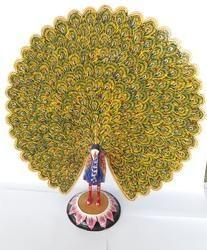Meena Dancing Peacock