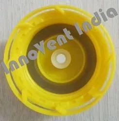 D15/D17 Vented Cap Plug