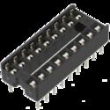 Low Profile IC Socket