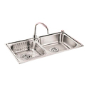 Kitchen Sink Double Bowl