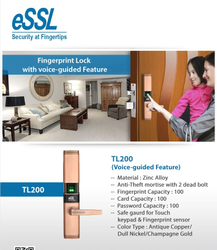 TL-200 Fingerprint Lock