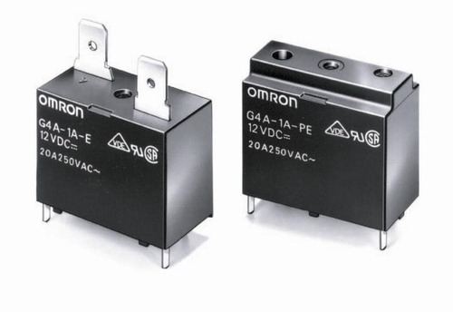 Power Relays 10 Amp Compact PC Board Power Relay JW1FSNDC24