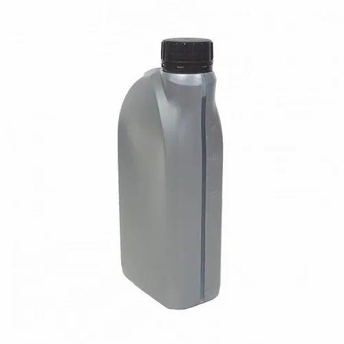 1 Litre Lubricant Oil Plastic Bottle, For Oil Packaging