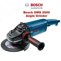 Bosch Angle Grinder 7