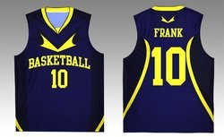 Mens Basketball Jersey
