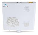 Dual Flush Cistern SLIM Flower (W/ Air Freshener)
