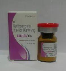 Dacilon 0.5 (Dactinomycin)