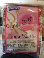 Love Zone Fruit Balls