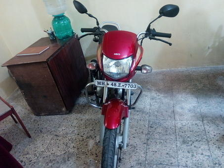 Hero Hf Deluxe 2014 Used Bike At Rs 37000 Piece Hero Bike Id 15591861588