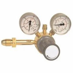 TIG MIG Pressure Regulator & Flow Meters