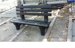 Garden Chair Bench PVC Mould