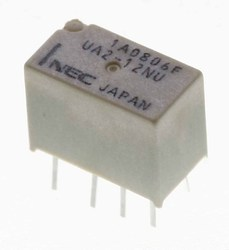 NEC General Purpose Relay UA2-12NU (12V / 1A 8-PIN)