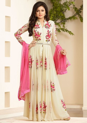 b1306cd658 Salwar Suit - Embroidred Party Wear Salwar Suit for women Wholesale ...