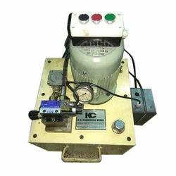KC Semi-Automatic Electric Hydraulic Power Pack Machine