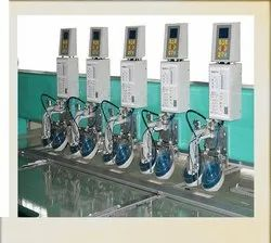 Hot Fix Rhinestone Mixed Embroidery Machine