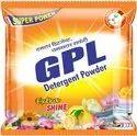Gpl Lemon Extra Shine Detergent Powder, Packaging Size: 1kg