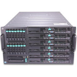 Refurbished Intel MFSYS25 6U Blade Server Chassis