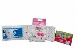Sanitary Pad Packaging Bags