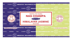 Nag Champa Himalayan Jasmine