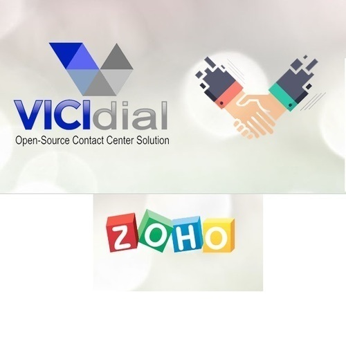 Vicidial and Zoho Integration, Systems Integrators - Elision