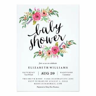 Baby Shower Invitation Cards Money Envelope Service