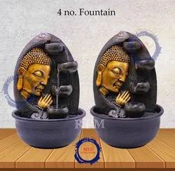 4 no. fountain