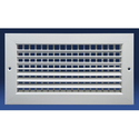 Maurya Industries Adjustable Deflection Grille, Size: From 100 Mm To 10000 Mm
