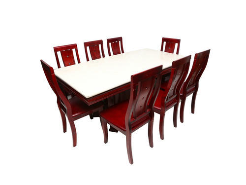 Dining Table With 8 Chairs Rs 120000 Set Mobel India Private Limited Id 17207343712