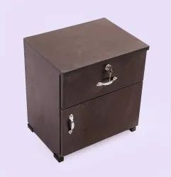 Square Wooden Drawer Table