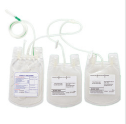 Triple Blood Collection Bag