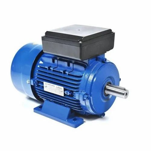 2000-6000 RPM Single Phase Electric Motor, Power: 10-100 KW, 230V