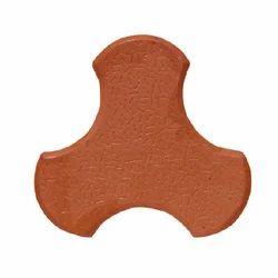 Red Colorado Tile Moulds