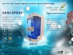 Spray Dispenser Touchfree Automatic Hand Sanitizer