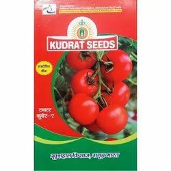 Kudrat Tomato Seed, For For Agriculture