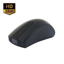 720P HD Wireless Computer Mouse Hidden Camera