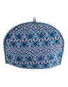 Machine Quilted Printed Tea Cozy