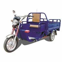 E Rickshaw Loader, Maximum Run Per Charge: 60-80 km