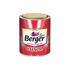Berger Luxol Paint, Packaging Size: 1ltr To 20ltr