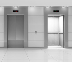 Stainless Steel Passenger Lifts