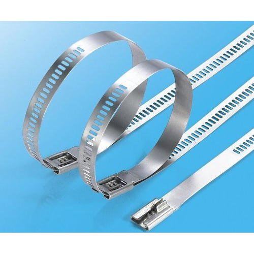 2f3f750370d1 Self Locking Stainless Steel Cable Tie at Rs 6 /piece | Vasai West ...