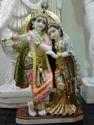 Iscon Style Radha Krishna Moorti