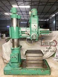 EMA 45 mm Radial Drilling Machine