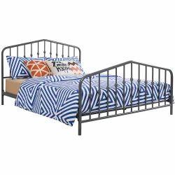 Twigs Direct Queen Novogratz Bushwick Metal Bed