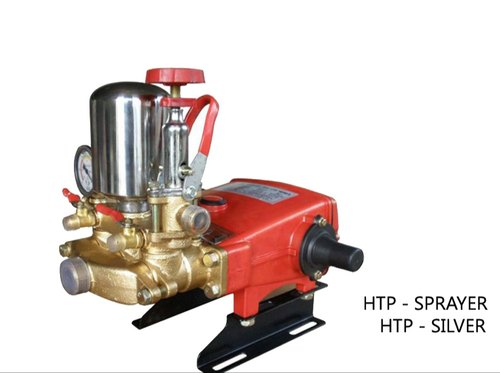 High Pressure HTP Pump SILVER
