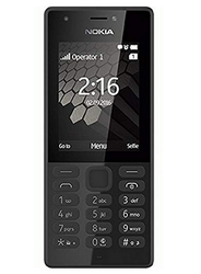 Nokia 216 (Black) Phone
