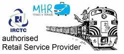 Multi City Railway Ticket Bookings, Pan India