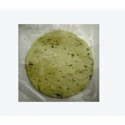 Lahsun Round Garlic Flavor Urad Dal Papad, Packaging Size: 250 Gm